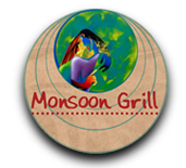 Monsoon Grill Logo